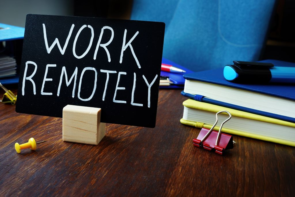 Tips for Remote Work Project Management