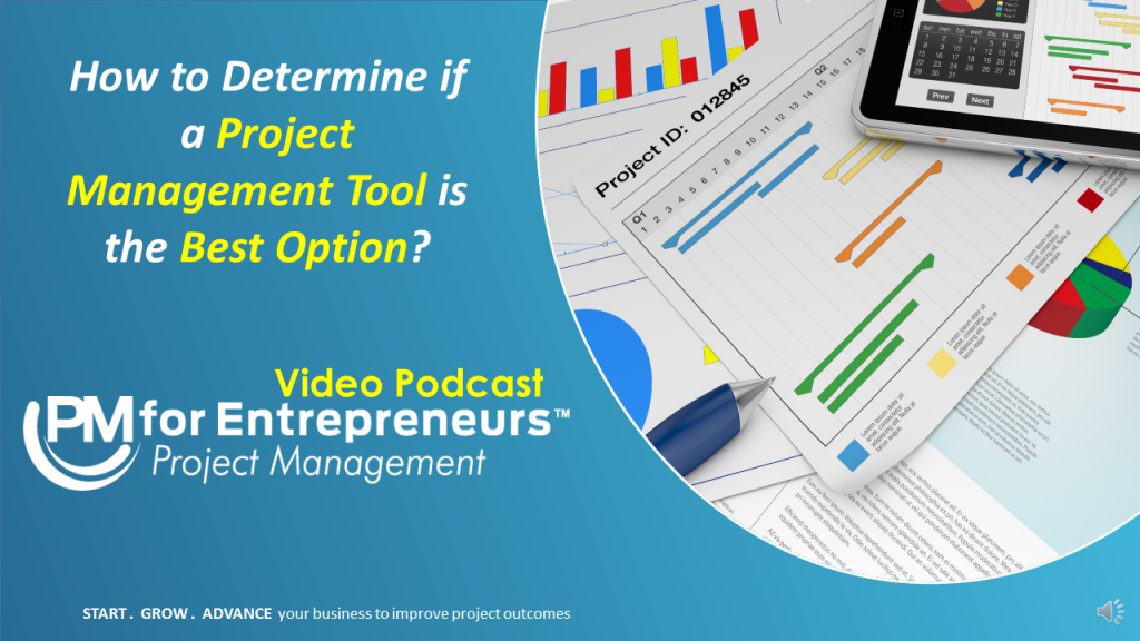 2_YES_How to determine if a project management tool is the best option