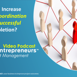 How to increase project coordination for a successful completion